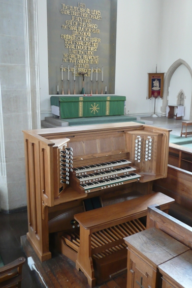 Renatus Ltd Organ Building Services Consoles