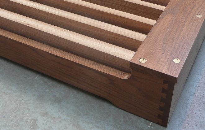 Renatus Ltd - Organ Building Services - Pedalboards